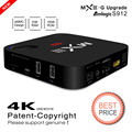Newest MXIII-G Smart TV Box Android 6.0 2G/16G Amlogic S912 Octa Core ARM Bluetooth 4.0 2.4G/5.8G WIFI Media Player PK Mi Box