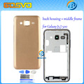 Housing Case Middle panel Frame + Battery Cover for Samsung for Galaxy J5 J500 2015 version 1piece free shipping free tools gift