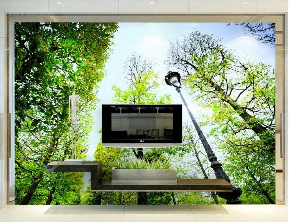 Fototapete fenster wald  Online Get Cheap Fototapete Natur -Aliexpress.com   Alibaba Group