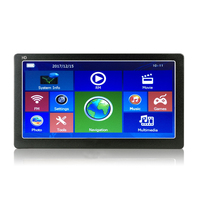 Udricare 7 Inch GPS Navigation Music Player Movie Video Game Player FM Transmitter 8GB ROM 800MHz