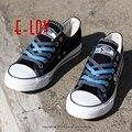So Cool Seattle Seahawks Logo Imprimir Zapatos de Lona Caliente de los EEUU de Fans de La Moda Zapatos Casuales Pintadas Seattle Calza El Envío Libre