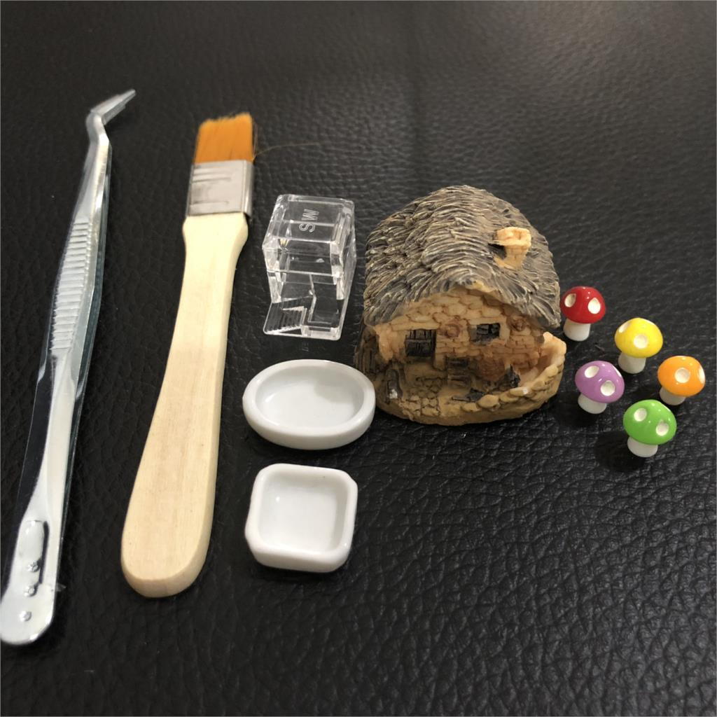 Pet Ant Nest ant farm Toolkit with Water Feeder food feeder Tweezers & ant farms decoration set