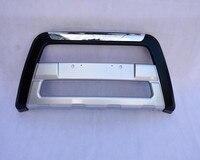 Высокое качество ABS chrome спереди + задний бампер защитная пластина гвардии для 2013 2014 Mitsubishi Outlander стайлинга автомобилей