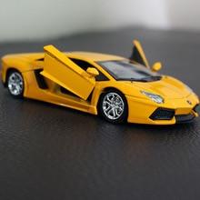 1:36 Lamborghinis Ferraris Maserati Car Alloy Sports Model Diecast Super Racing Lifting Tail Hot Wheel For Children