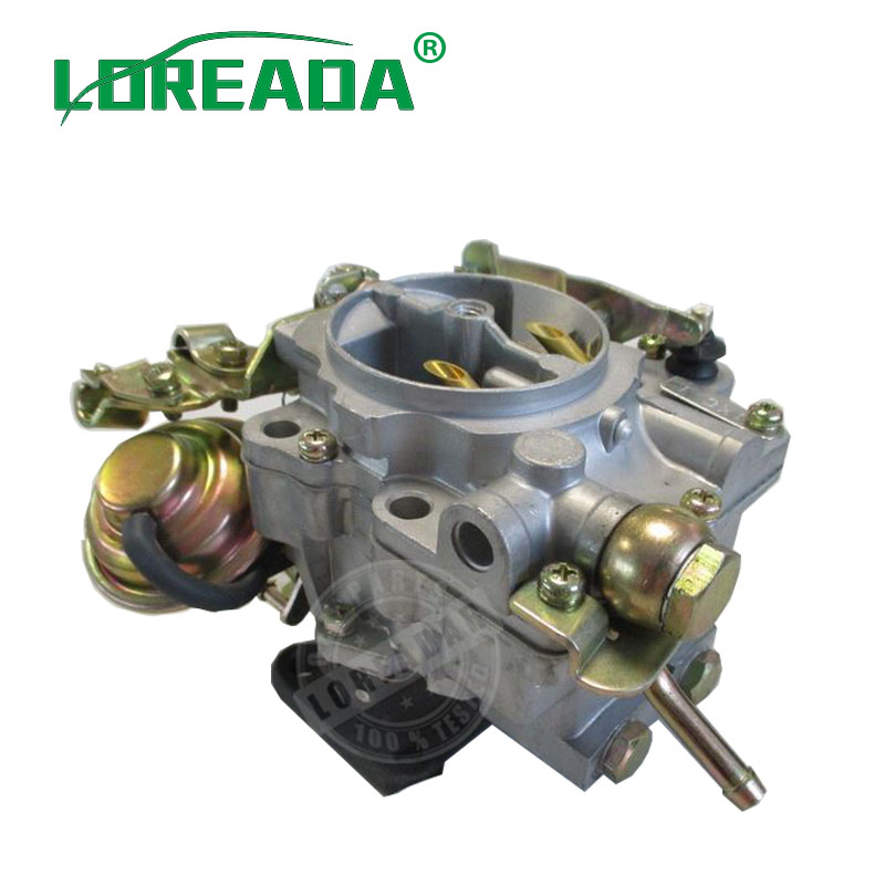 LOREADA CARBURETOR ASSEMBLY 21100-75030 for TOYOTA 4Y 491Q  Engine OEM loreada carburetor assy a910 for chevrotlet gm350 engine high quality warranty 30000 miles fast shipping