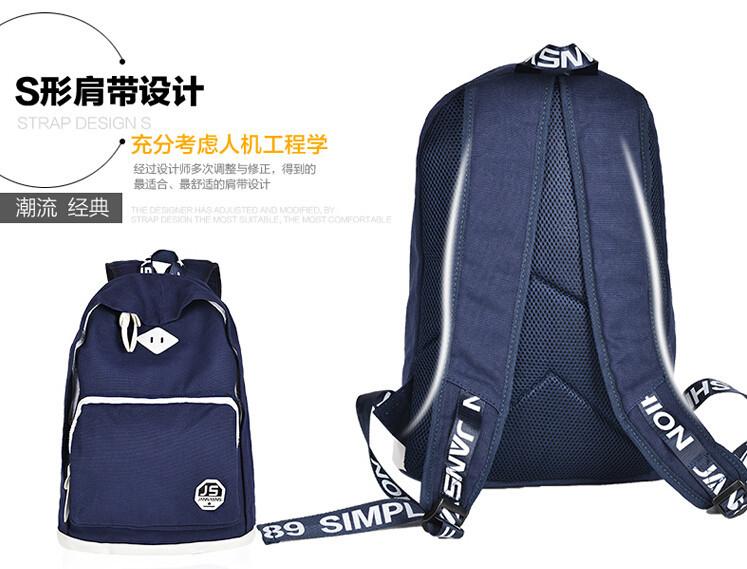 men fashion backpack2