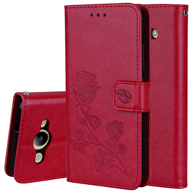 For Huawei Y3 2017 Case Hight Quality Flip Leather Phone Case For Huawei Y3 2017 CRO-L22 CRO-L02 CRO-L03 Book Style Stand Cover