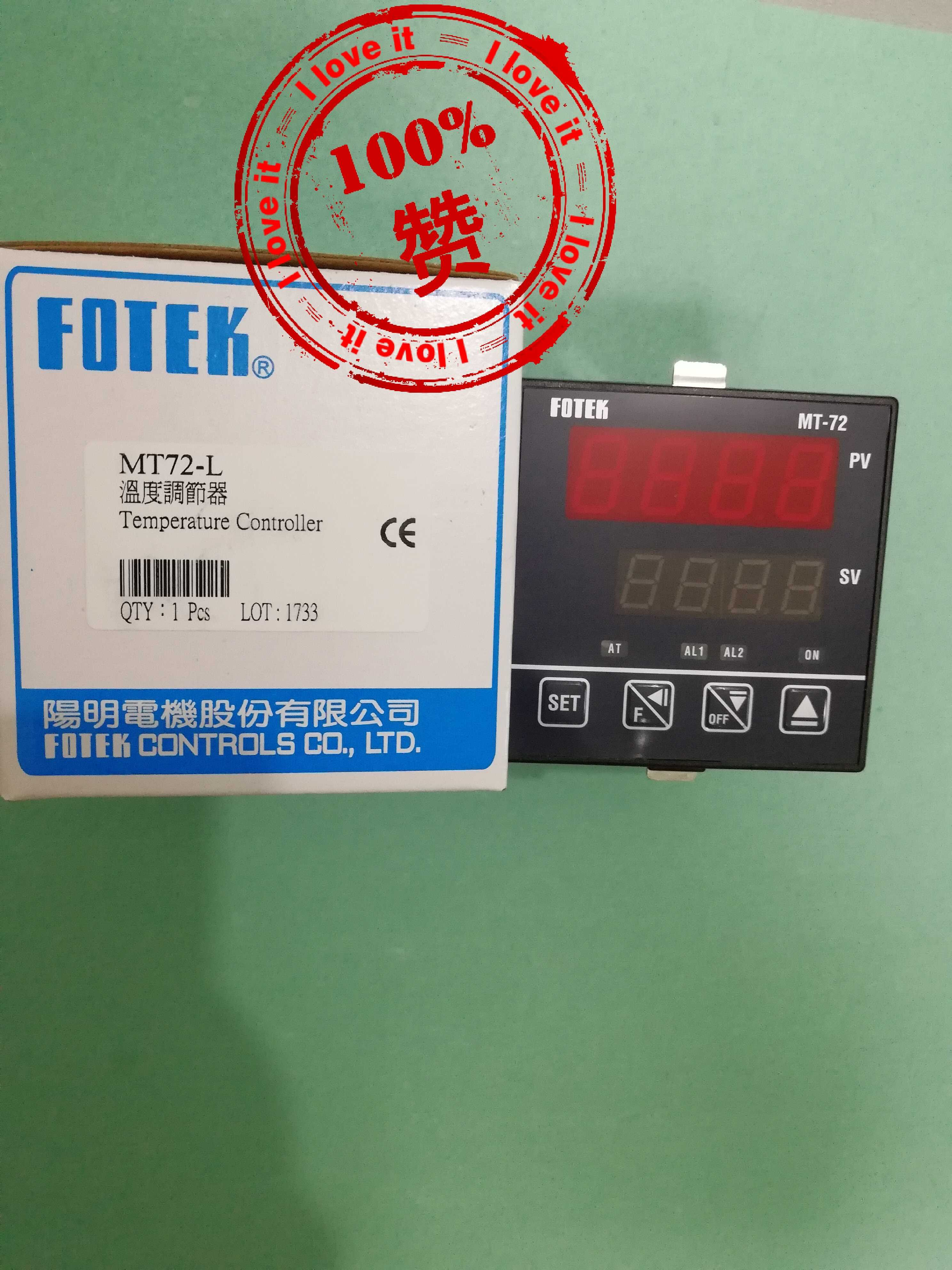 100% New Original Temperature Controller MT72-L MT-72-L MT-72L