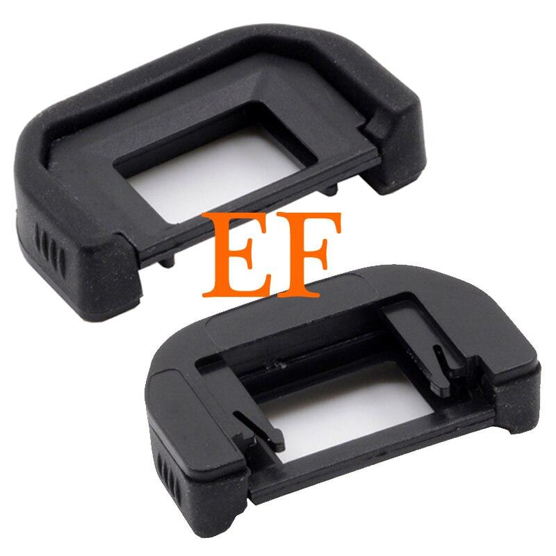 2pcs Rubber Eyecup <font><b>Eye</b></font> <font><b>cup</b></font> Viewfinder EF for Canon 650D 600D 550D 500D 450D 1100D 1000D 400D 350D