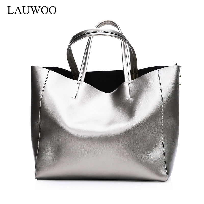 LAUWOO Women luxury Brand tote bag high quality ladies casual tote bag girls Vouge European and American Style tote bag 2017 famous designer brand upscale high quality cotton men jeans trouser european and american casual style pant for male jeans