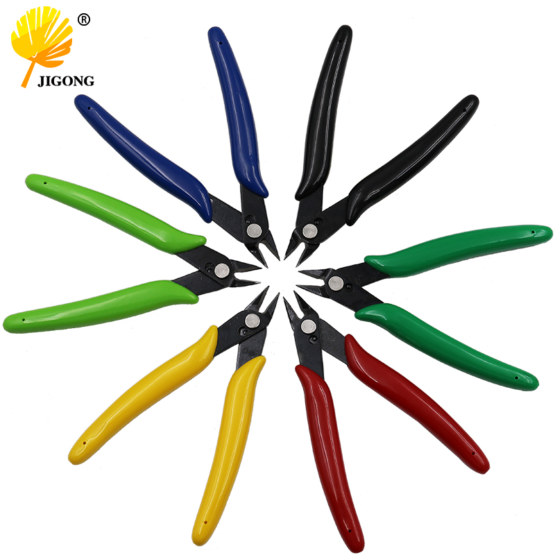 Electrical Wire Cable Cutters Cutting Side Snips Flush Pliers Nipper Hand Tools Pliers