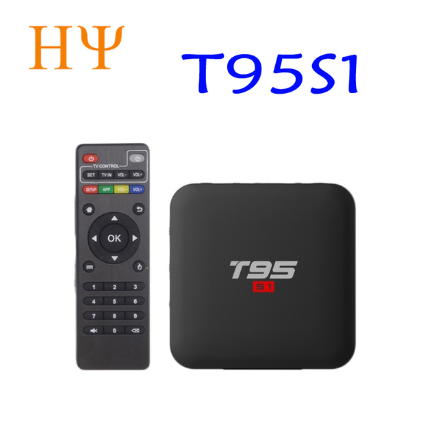 Smart Tv Box T95s1