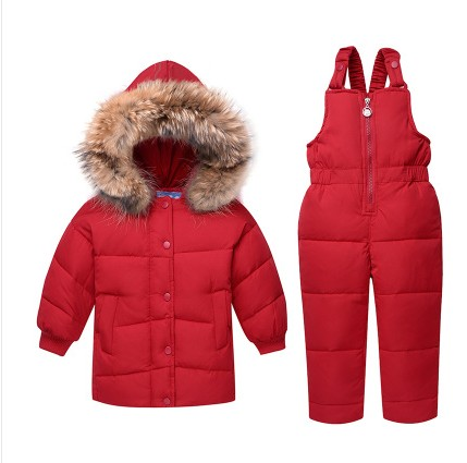 Children Winter Clothing set Boys Ski Suit Girl Down Jacket Coat + Bib Pants 2 pcs Jumpsuit Set Kids Clothes For Baby Boy Girl 3d sublimation vacuum printer sublimation heat press machine mug t shirt cell phone case printer cup digital printing machine