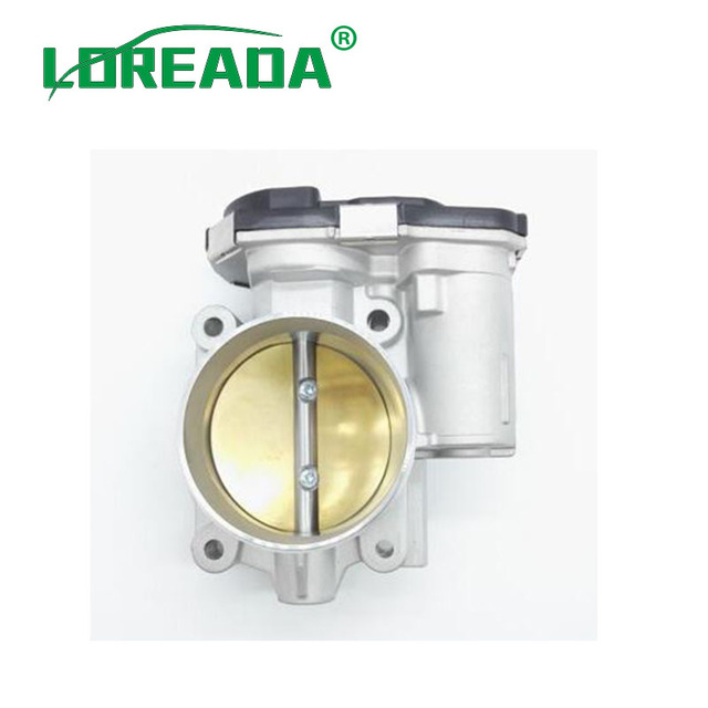 US $60 45 35% OFF|Fuel Injection Throttle Body For Buick Cadillac Chevrolet  GMC Allure Camaro CTS Equinox LaCrosse SRX STS Terrain 12616994-in