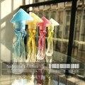 Miss Sai Kung 10 Ml Colorful Glass Perfume Bottles Atomiser Spray Refillable Pump Spray Perfume Empty Bottle Travel Gift