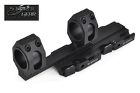 Tactical Extend Long 25.4/30mm QD Mount Autolock Scope Mount Quick Detach+Free shipping(STG050978)