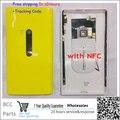 Qualidade original para nokia lumia 920 tampa traseira tampa da bateria habitação porta frete grátis com número de rastreamento