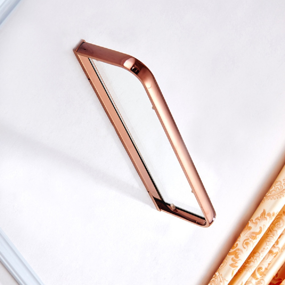 AUSWIND European Polished All Copper Rose Gold Wall Mounted Bathroom Accessory Glass Shelf Storage Holder M8504 the ivory white european super suction wall mounted gate unique smoke door