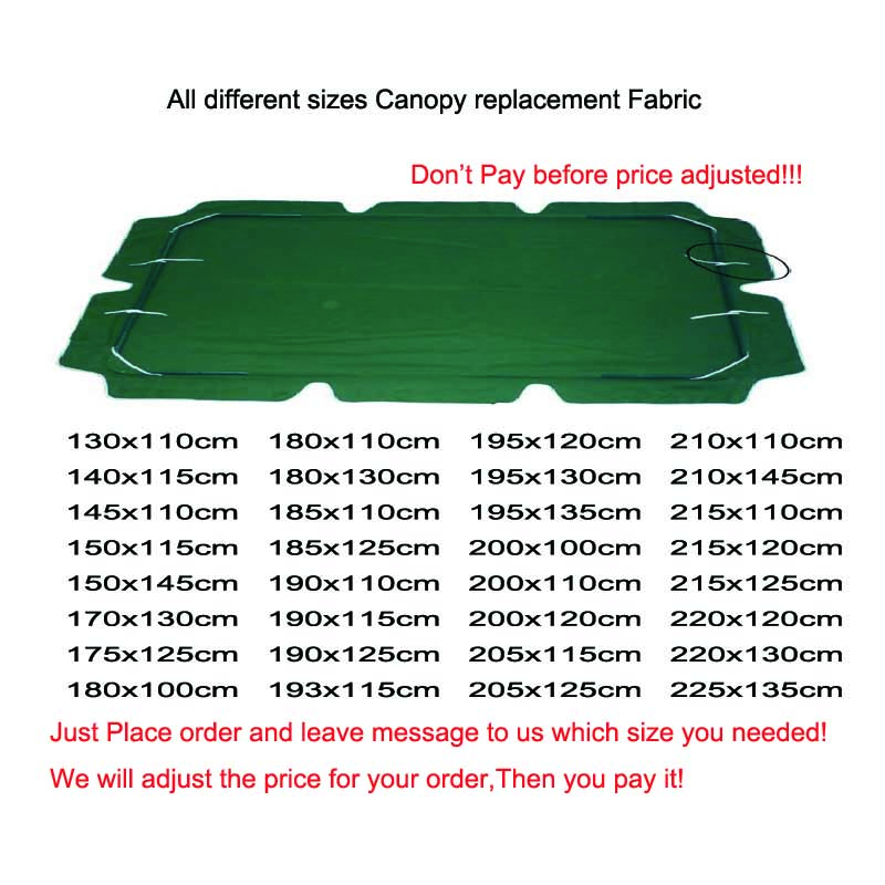 Canopy Replacement Durable Polyester