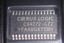2pcs/lot CS4272-CZZ CS4272 original authentic