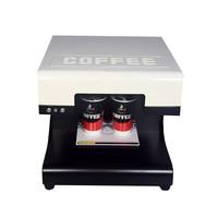 2018 Лидер продаж автоматический 2 чашки Кофе печатная машина DIY дизайн Art Design Кофе принтер с 110 V 220 V принтеры