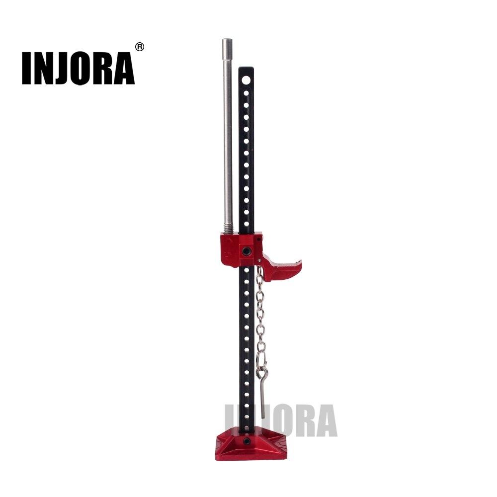 RC Rock Crawler 1:10 accesorios deslizable Metal Jack herramienta para Axial SCX10 Tamiya CC01 D90 D110 TF2 RC camión Coche partes