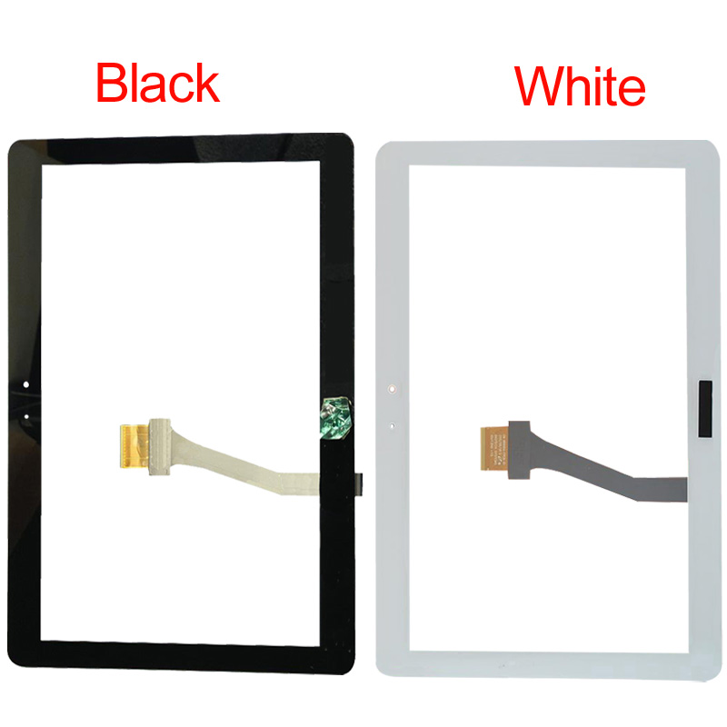 NEW Touch Screen Digitizer For Samsung Galaxy Tab2 10.1 P5100 Note N8000 Black/White Repair Replacement Screen Glass for samsung galaxy note 5 n920 f n920a n920t lcd screen digitizer touch glass