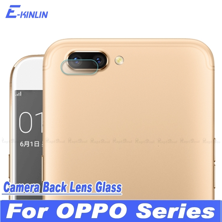 Back Camera Lens Protective Transparent Clear Tempered Glass Protector Film For OPPO R15 Dream Mirror Pro R11 R11s Plus A77