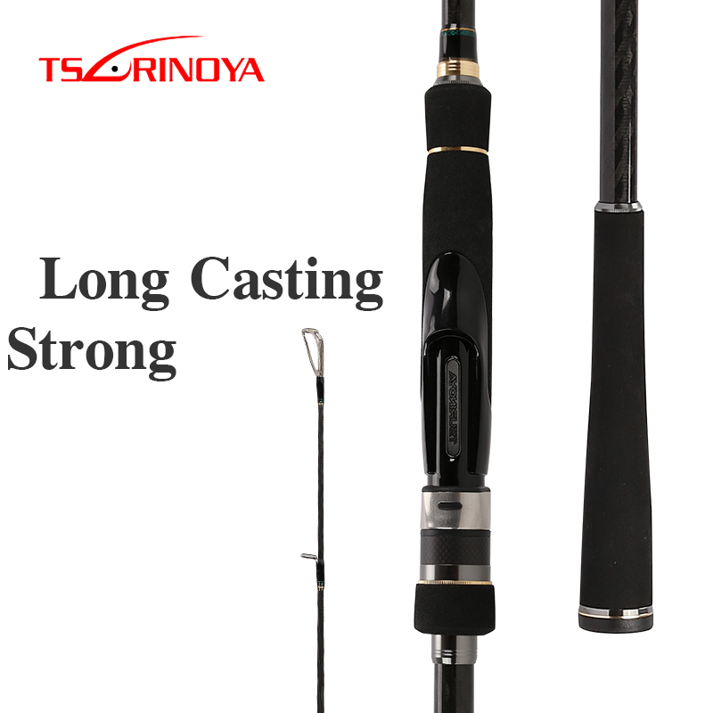 Tsurinoya MYSTERY 2.4m 2.7m Fast Action Spinning Fishing Rod MH/M Power FUJI Guide Ring Cane Peche Sea Rod Fishing Pole FeederTsurinoya MYSTERY 2.4m 2.7m Fast Action Spinning Fishing Rod MH/M Power FUJI Guide Ring Cane Peche Sea Rod Fishing Pole Feeder