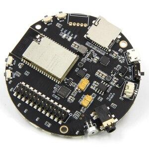 Image 3 - LILYGO®TTGO TAudio V1.6 ESP32 WROVER SD כרטיס חריץ Bluetooth WI FI מודול MPU9250 WM8978 12Bits WS2812B
