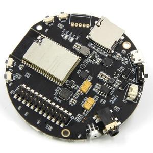 Image 3 - LILYGO®TTGO TAudio V1.6 ESP32 WROVER SD 카드 슬롯 블루투스 와이파이 모듈 MPU9250 WM8978 12 비트 WS2812B