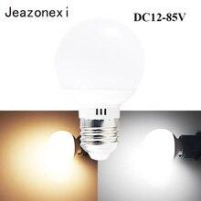 Ampoule E27 светодиодные лампы DC 12 В 24 в 36 в 64 в bombillas 3 Вт 5 Вт дракон для комода макияж Косметические зеркальные лампы lampadina jeazonexi