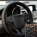 O SHI CAR steering wheel covers/ Personality engraving cover on the steering-wheel of the car