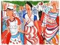 Взлетно-посадочной полосы Женская Мода С Коротким Рукавом Футболка 2017 Весна Лето Хлопок Женщины Футболку Новый Футболка Femme 2016