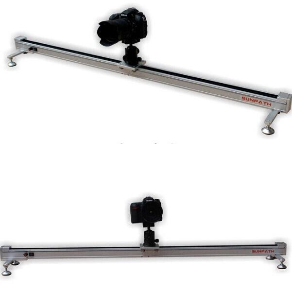 SUNPATH Jaguar 0 8m motorized electric font b camera b font slider motor dslr video dolly