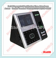 Facial + Finger TCP/IP Biometric Fingerprint Time Clock Access Control /iface302