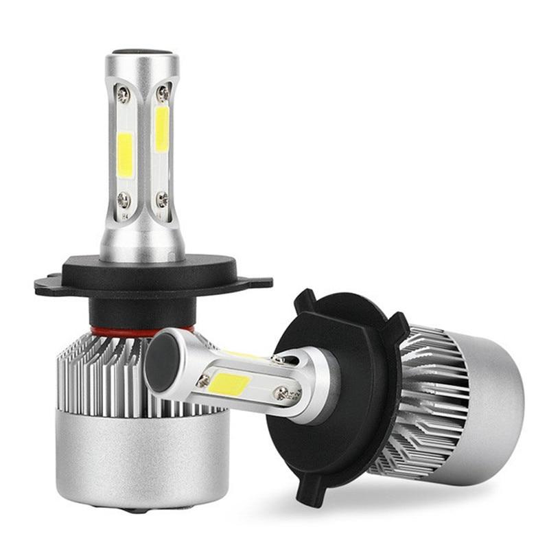 H4 Led H7 H11 H1 H3 9005/HB3 9006/HB4 Led Auto licht H8 H9 H27 880/880/H27 9004/HB1 9007/HB5 Selbstbirne Scheinwerfer 6500 Karat
