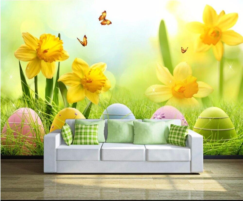 Aliexpress Com Buy Large Custom Mural Wallpapers Living: Popular Sun Wallpapers-Buy Cheap Sun Wallpapers Lots From
