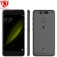 Global Firmware ZTE Xiaoxian 5 4G Mobile Phone 3GB RAM 16GB ROM Snapdragon 425 Quad Core