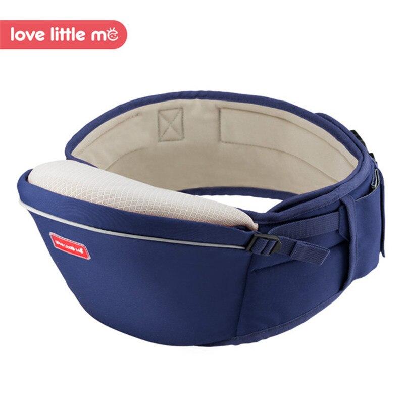 Love little me Porte bébé ergonomique hipseat ergorykzak fronde nouveau-né tas bébé kangourou tabouret Wrap Porte Bebe Porte bébé
