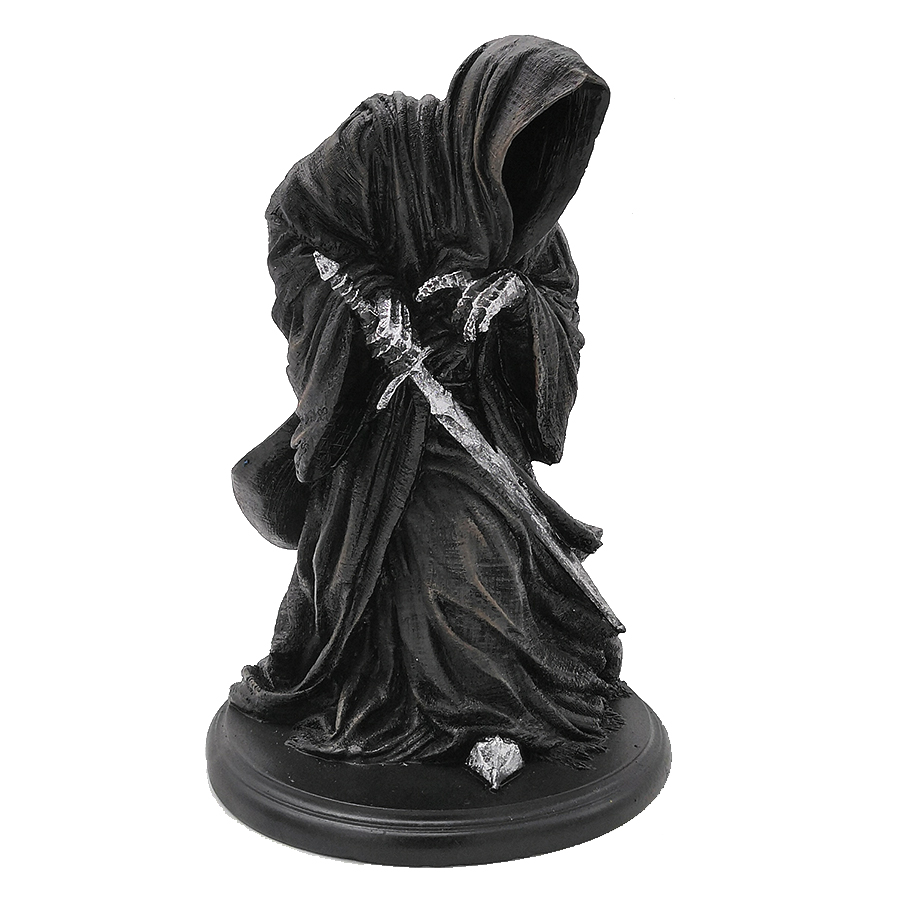Anime Movie Garage Kit Classic The Lord Of Rings Witch-king Of Angmar Doll Action Figure Model Loose Toy Resin Statue Collecti Costume Props Novelty & Special Use