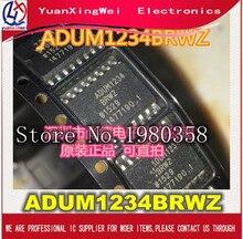 Darmowa wysyłka 20 sztuk/partia ADUM1234BRWZ ADUM1234BRW ADUM1234