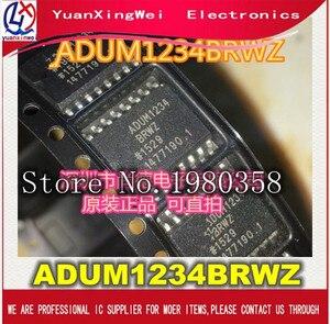 Image 1 - Freies verschiffen 20 teile/los ADUM1234BRWZ ADUM1234BRW ADUM1234