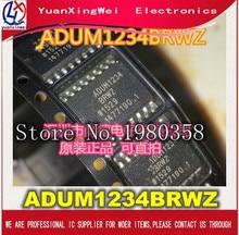 Il trasporto libero 20 pz/lotto ADUM1234BRWZ ADUM1234BRW ADUM1234