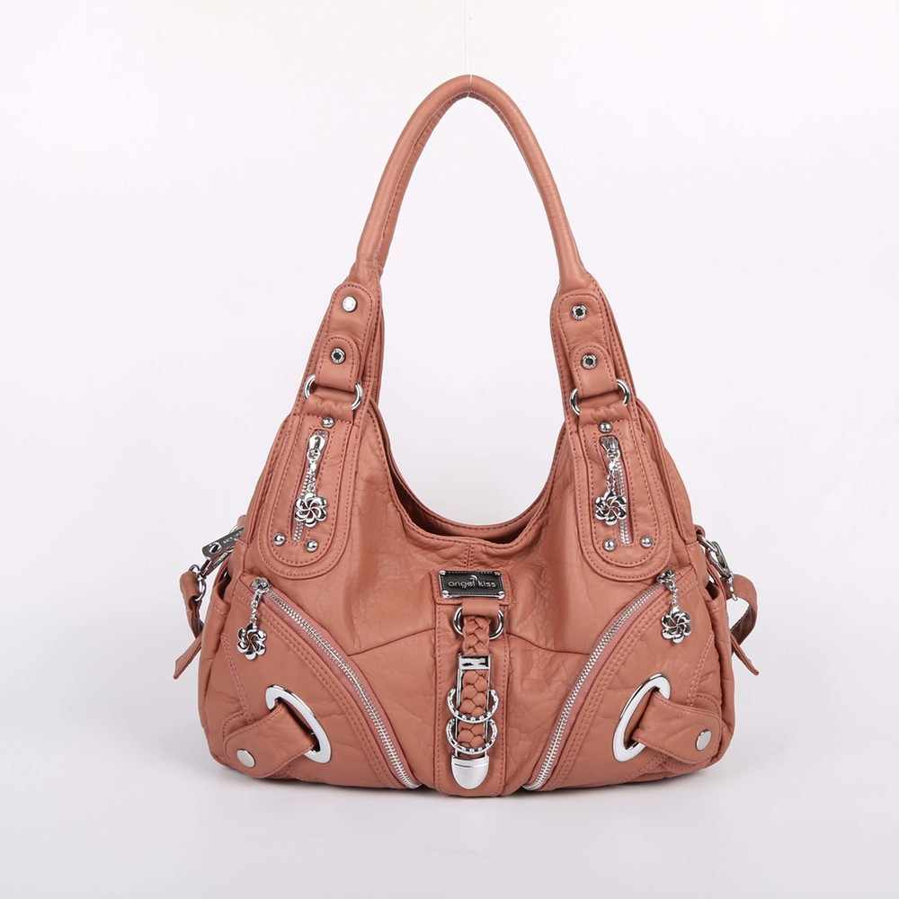 6b17a7e5c4 Fashion Hot Sell Casual PU Women Leather Message Bags Crossbody Messager Shoulder  Sling Bags for Ladies