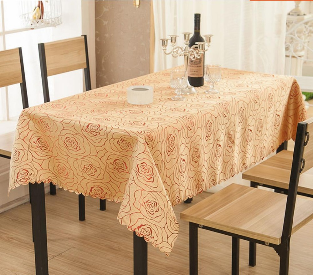 Wholesale Hotel Square Table Cloth Restaurant Rectangle Meeting Home  Sitting Room Small Tea Table Table Cloth