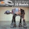 Новый 3D модель DIY игрушки головоломки звездные войны на уокер модель горячая распродажа 3D DIY металл здание