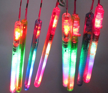 700pcs Free Shipping DHL Flashing Patrol Wand LED Glow Light Up Stick Concert Party Favors Blinking free shipping 2016 new electric led micromotor brushless led light source system fits nsk nlx nano inner water spray kavo dhl