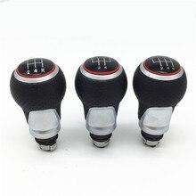 12mm 5/6 Speed For Audi a4 b6 B7 B8 A6 S4 8K A5 8T Q5 8R S Line /  Ibiza 6J / Seat Leon MK1 / VW Passat Golf MK4 Gear Shift Knob