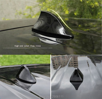 Car Shark Fin Antenna Radio Signal Refitting Accessories For Renault Clio Megane Captur Logan Kadjar Laguna